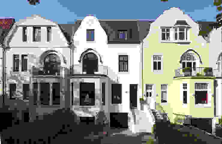 Stadthaus Winterhude Moderne Häuser von Andreas Edye Architekten Modern
