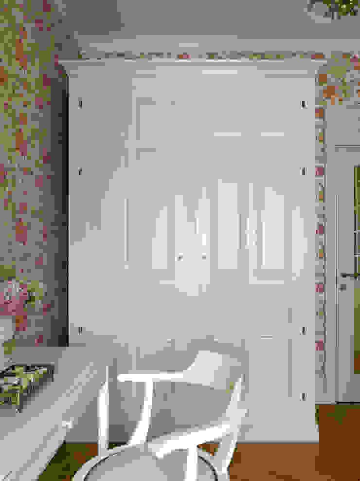 Мечта аристократа Детская комнатa в классическом стиле от VVDesign Классический