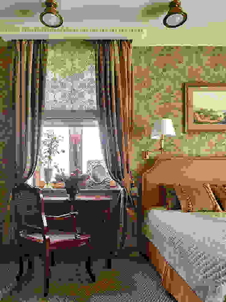 Мечта аристократа Спальня в классическом стиле от VVDesign Классический