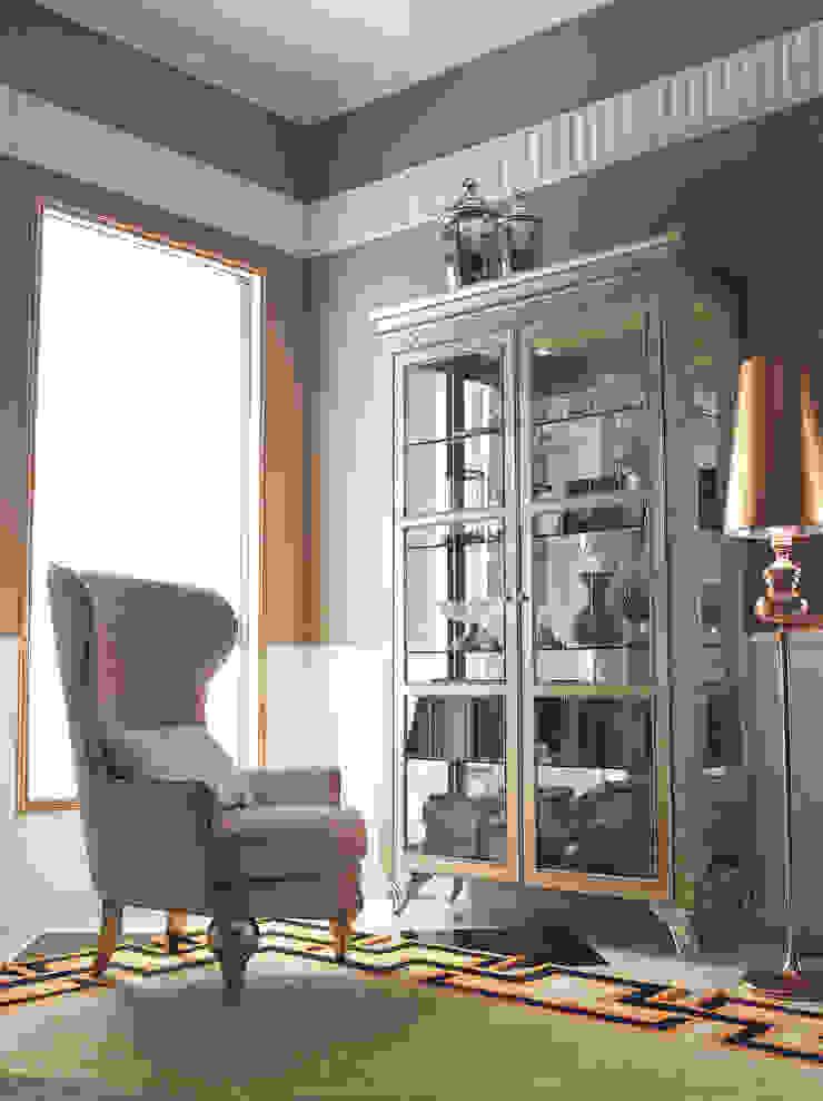 Гостиная Florence Гостиная в классическом стиле от Neopolis Casa Классический