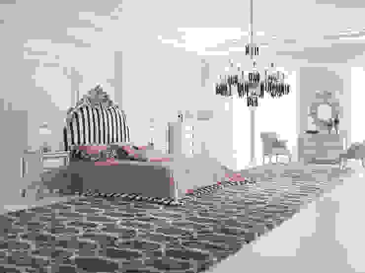 Спальня Florence Спальня в классическом стиле от Neopolis Casa Классический