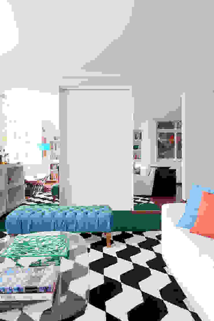 Projeto Amauri Quartos modernos por Suite Arquitetos Moderno