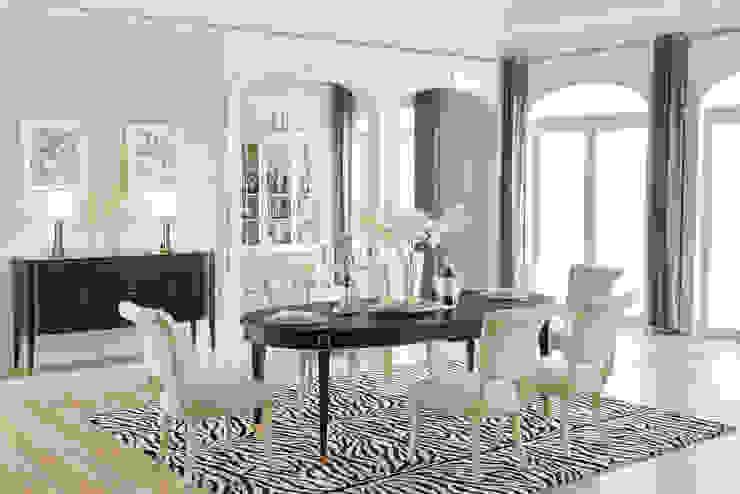 Столовая Modena Столовая комната в классическом стиле от Neopolis Casa Классический