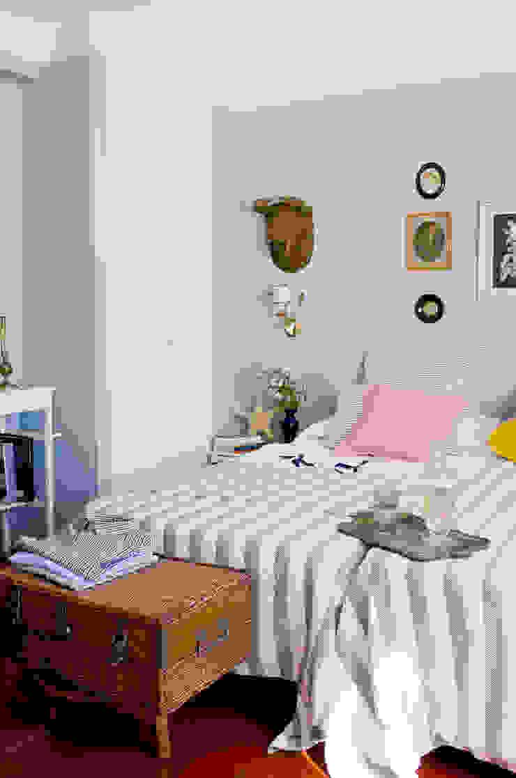 Dormitorios de estilo mediterráneo de Casa Josephine Mediterráneo
