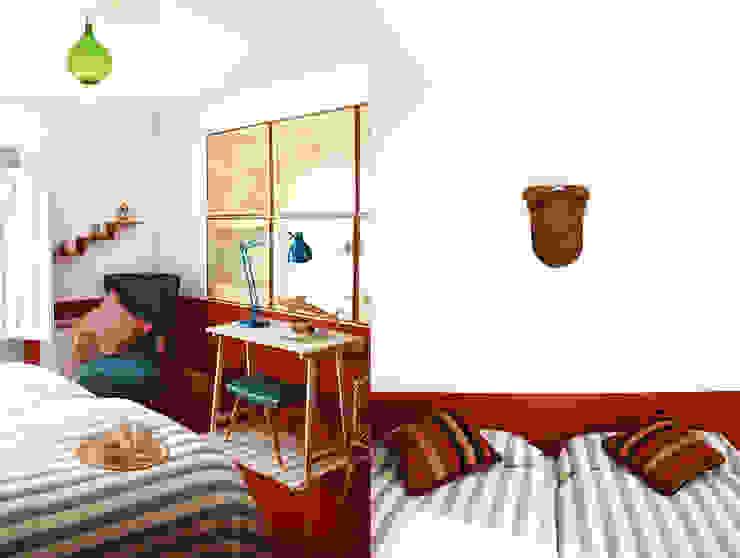 Projekty,  Sypialnia zaprojektowane przez Casa Josephine