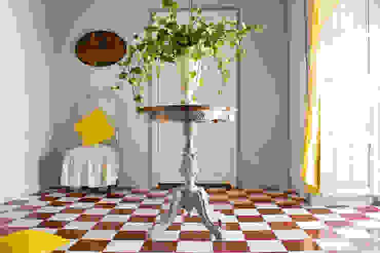 Mediterrane woonkamers van Casa Josephine Mediterraan