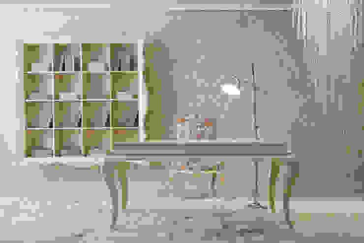 Кабинет Roma Рабочий кабинет в классическом стиле от Neopolis Casa Классический