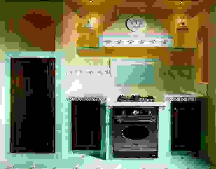 Cucina decoro giardini di tiberio Cucina in stile classico di homify Classico
