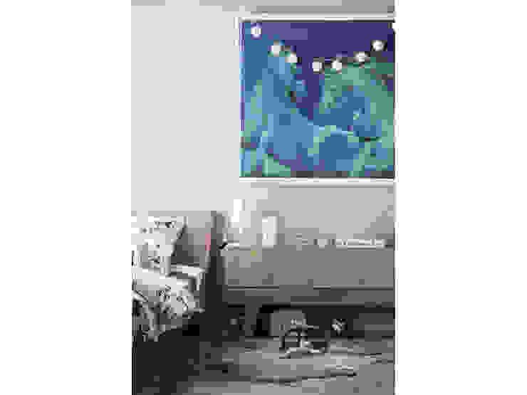 Muebles y decoración de dormitorios:  de estilo  por KRETHAUS,Escandinavo