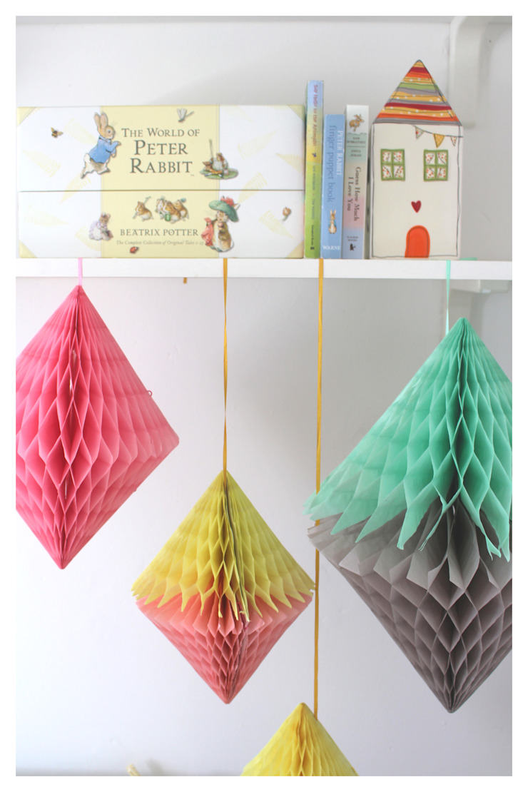 Baby's Room, Pool-in-Wharfedale Crow's Nest Interiors Nursery/kid's roomAccessories & decoration