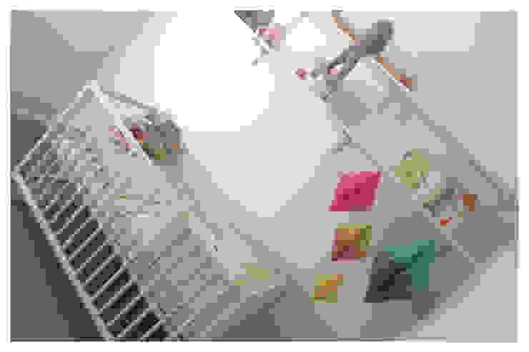 Baby's Room, Pool-in-Wharfedale Crow's Nest Interiors Nursery/kid's room