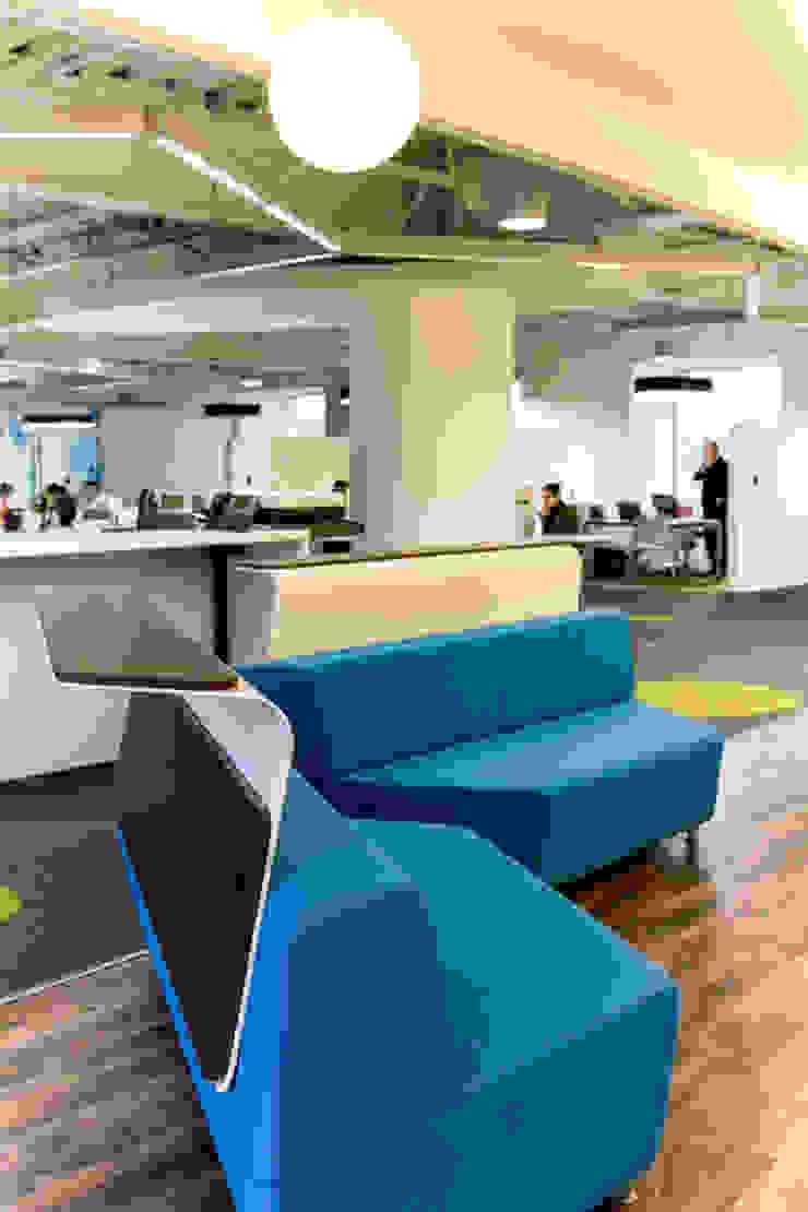 4E de México Edificios de oficinas de estilo moderno de Oxígeno Arquitectura Moderno