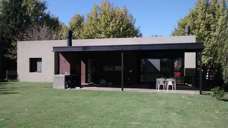 Modern houses by CC|arquitectos Modern