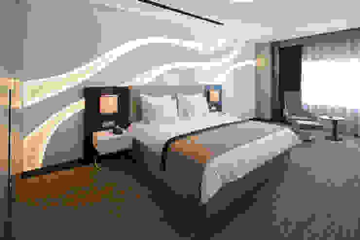 Hoteles de estilo moderno de EKE Mimarlık Moderno