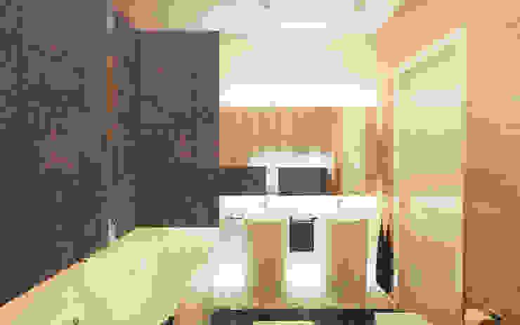 Ванная Ванная в стиле лофт от studio forma Лофт