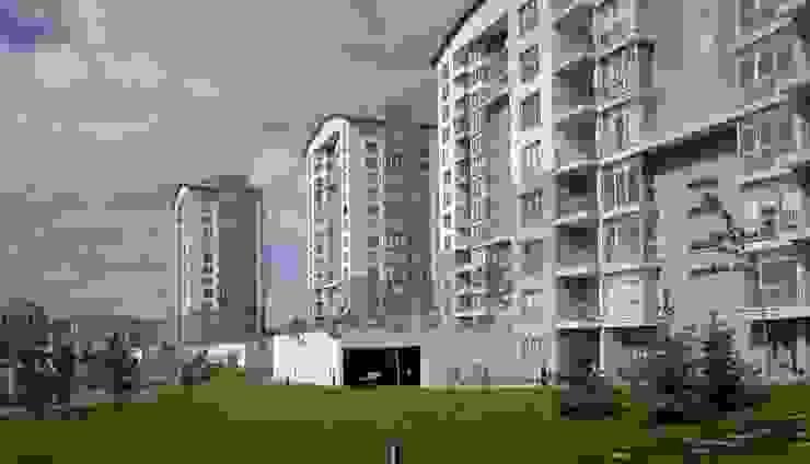 Arinnapark Modern Evler Nurettin Üçok İnşaat Modern
