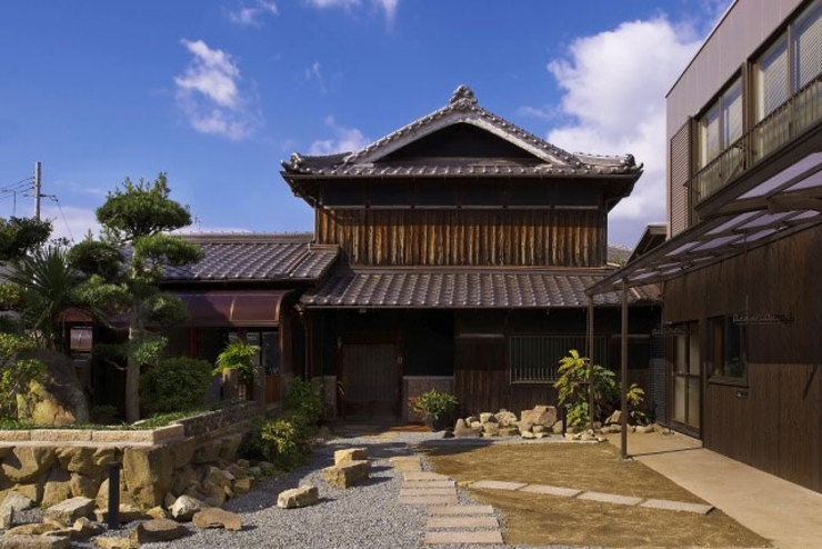 外観(After)/photo:Tada Yuko: 田村真一建築設計事務所が手掛けたクラシックです。,クラシック
