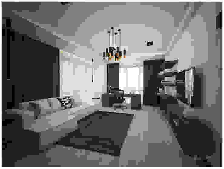 «50 оттенков кофе» Спальня в стиле модерн от Medianyk Studio Модерн
