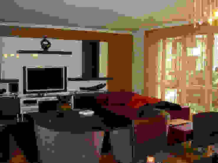 Aşkın Kuraltak Evi Modern Oturma Odası AR-ES MİMARLIK TİCARET LTD STİ Modern