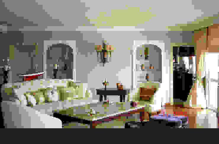 Modern Living Room by AR-ES MİMARLIK TİCARET LTD STİ Modern