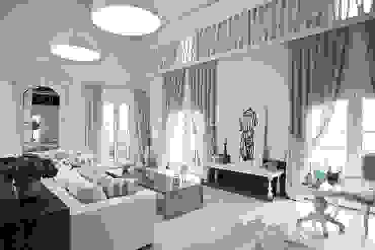 Modern Living Room by EKE Mimarlık Modern