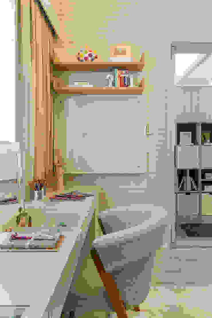 Mostra Casa Pronta 2015 Quarto infantil moderno por Anexo Arquitetura Moderno
