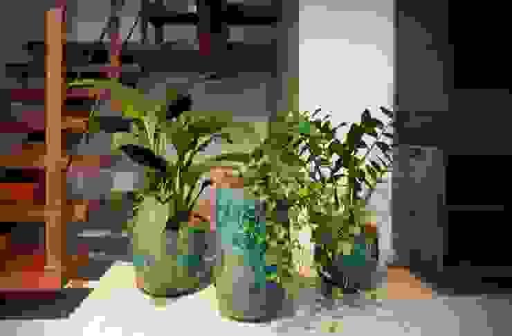 de estilo tropical por Luiza Soares - Paisagismo, Tropical