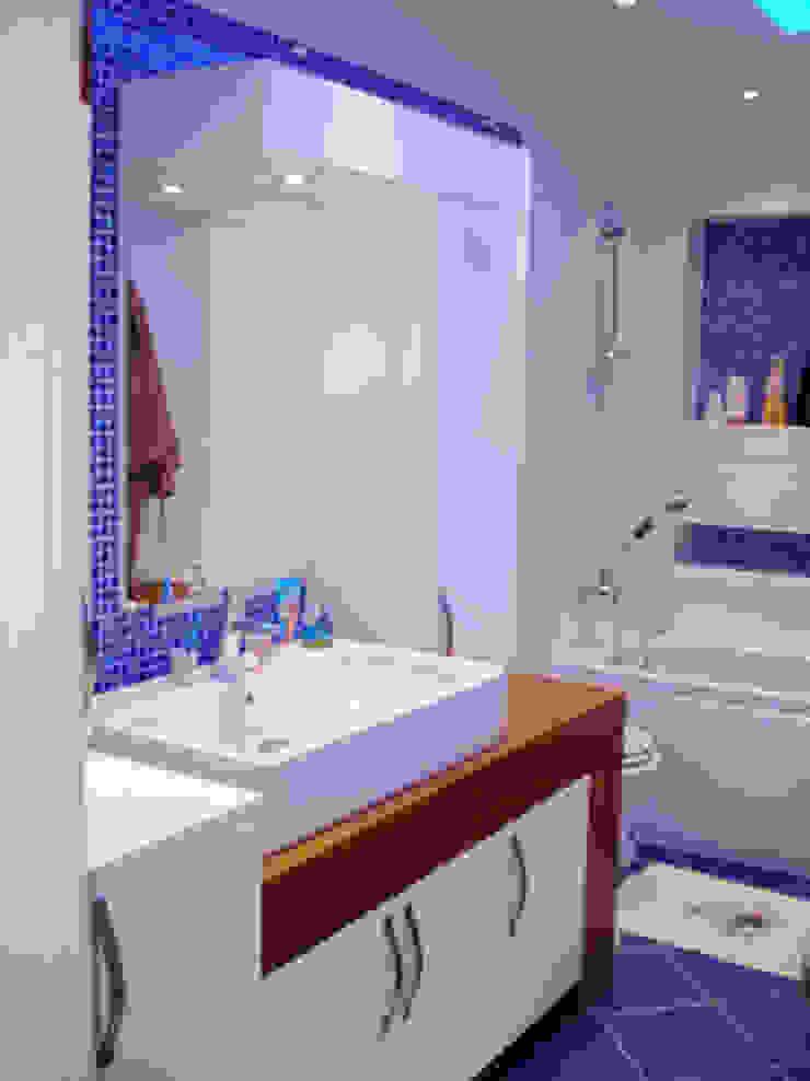 Çekmeköy Evi Modern Banyo AR-ES MİMARLIK TİCARET LTD STİ Modern