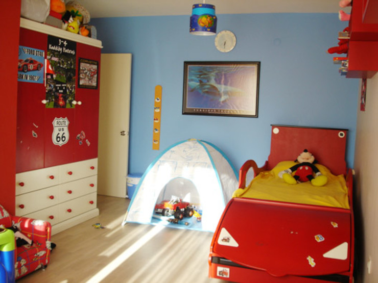 Çekmeköy Evi Modern Çocuk Odası AR-ES MİMARLIK TİCARET LTD STİ Modern