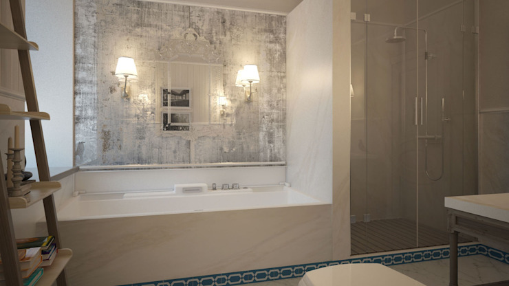 KYD BURO オリジナルスタイルの お風呂