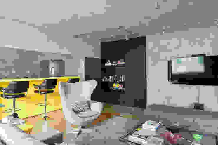 Suite Arquitetos Living room