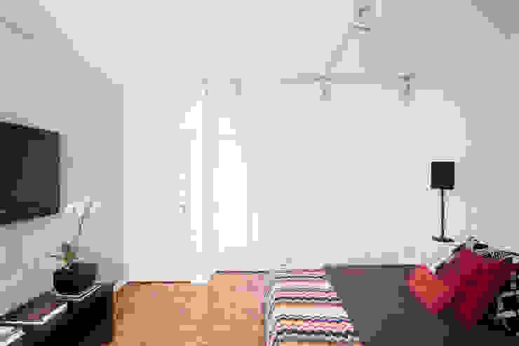 PROJETO PEIXOTO GOMIDE Quartos modernos por Suite Arquitetos Moderno