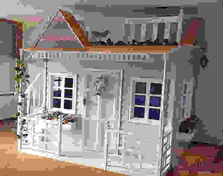 Mi hermosa casita celestial de camas y literas infantiles kids world Clásico