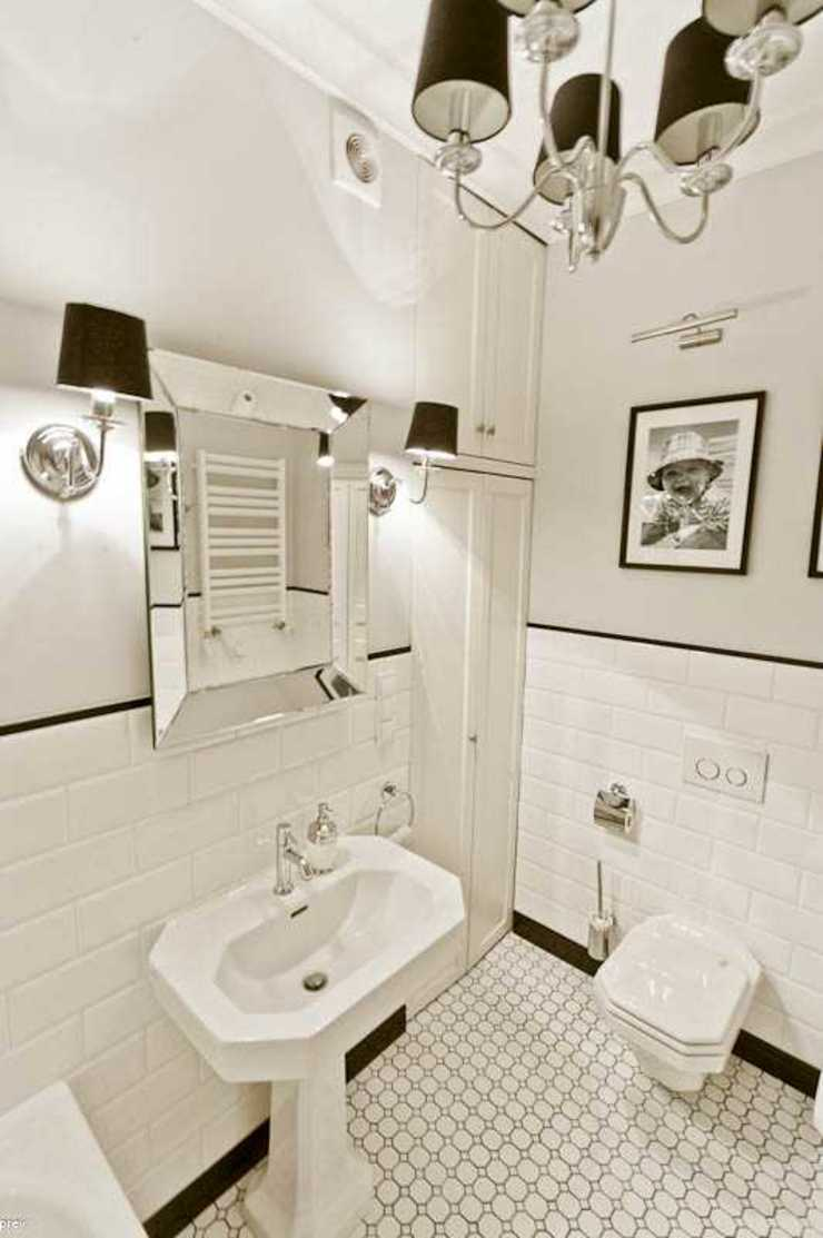 Eclectic style bathrooms by MATELIER Eclectic