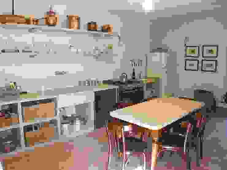 Ristrutturazione Casa di campagna Cucina rurale di Studio Architetti Cornacchini - De Boni Rurale