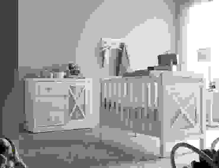 Habitaciones infantiles de estilo  de Baby Luna,