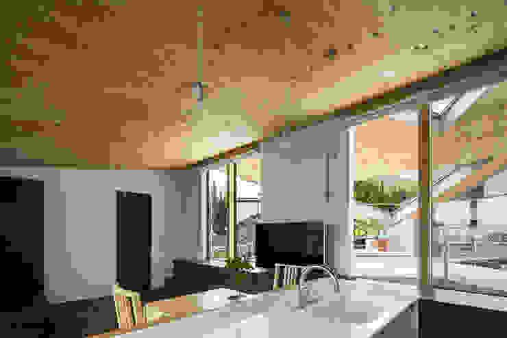 ASSY: 建築設計事務所SAI工房が手掛けたキッチンです。,モダン