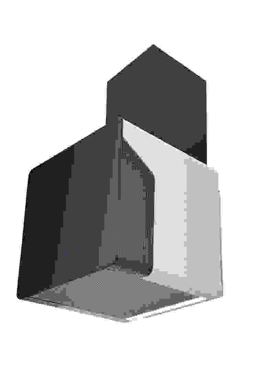 Okap Cube Neon od Ciarko Nowoczesny