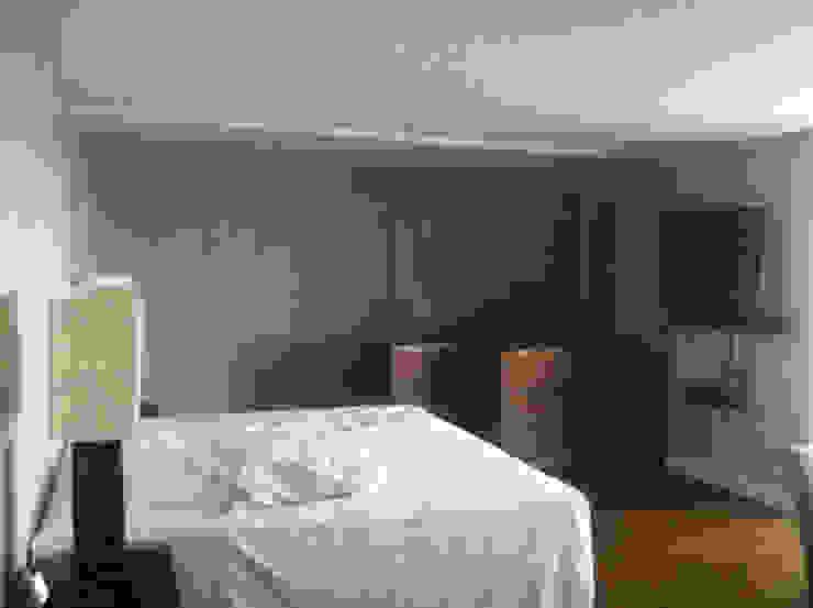Nesrin Serdar Çiftçi Evi Modern Yatak Odası AR-ES MİMARLIK TİCARET LTD STİ Modern