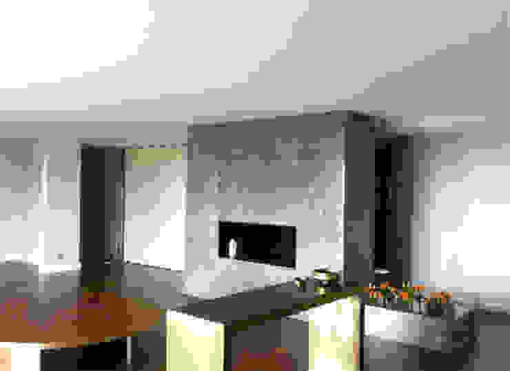 Nesrin Serdar Çiftçi Evi Modern Oturma Odası AR-ES MİMARLIK TİCARET LTD STİ Modern