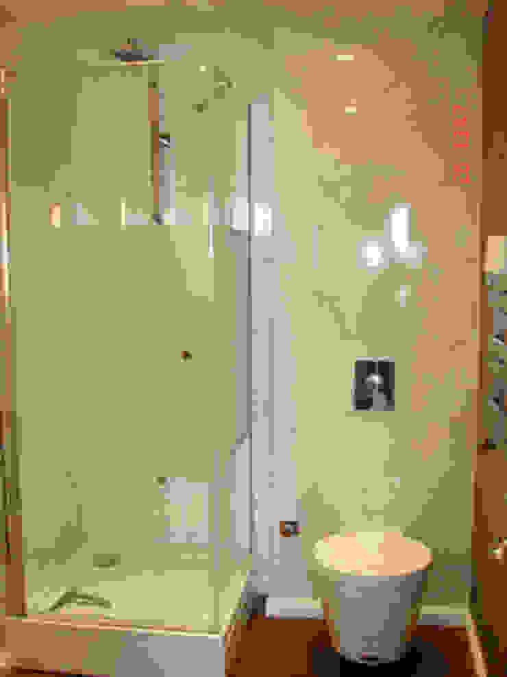 Nesrin Serdar Çiftçi Evi Modern Banyo AR-ES MİMARLIK TİCARET LTD STİ Modern