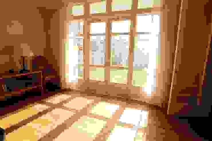 Sakurayama-Architect-Design Living room
