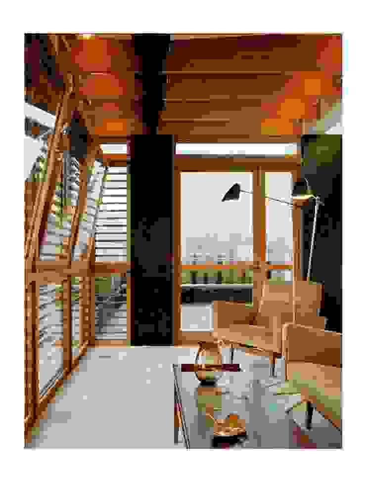 dolny manhattan penthouse Nowoczesny salon od Zbigniew Winiarczyk Nowoczesny