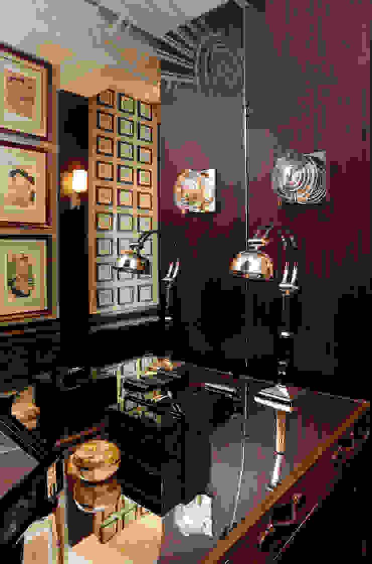 Ривьера Гостиная в классическом стиле от DecorAndDesign Классический