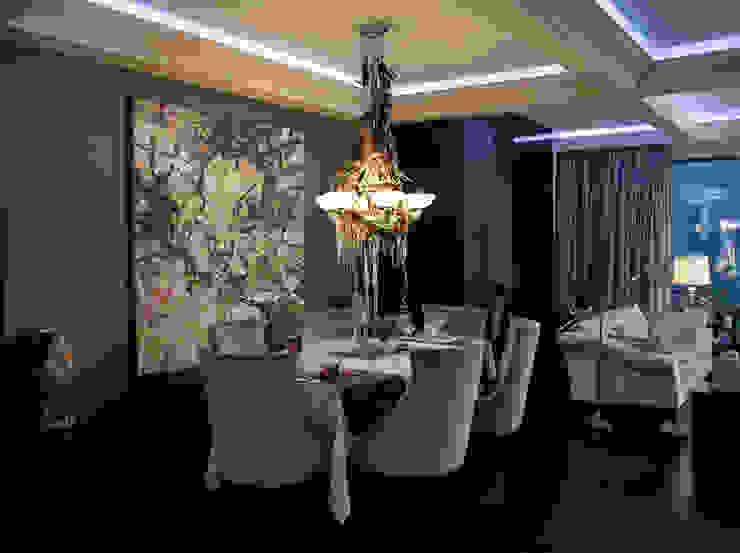 Ривьера Столовая комната в классическом стиле от DecorAndDesign Классический