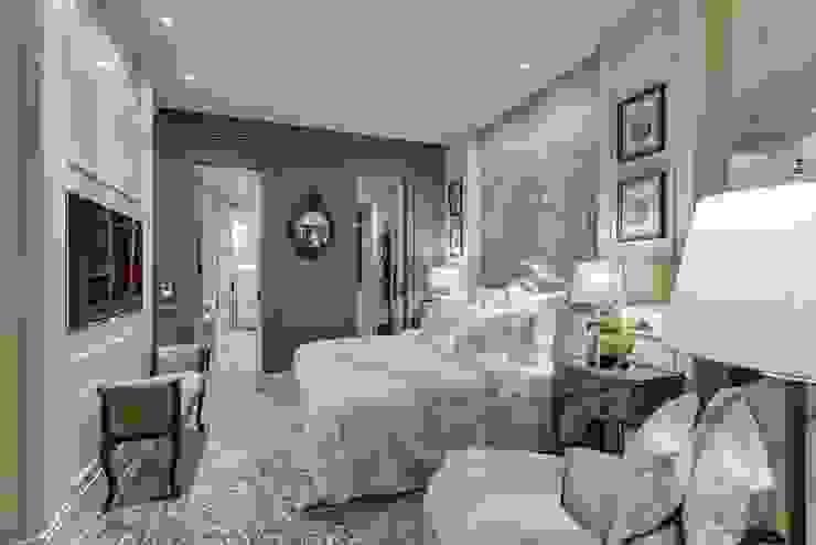 Хилков Спальня в классическом стиле от DecorAndDesign Классический