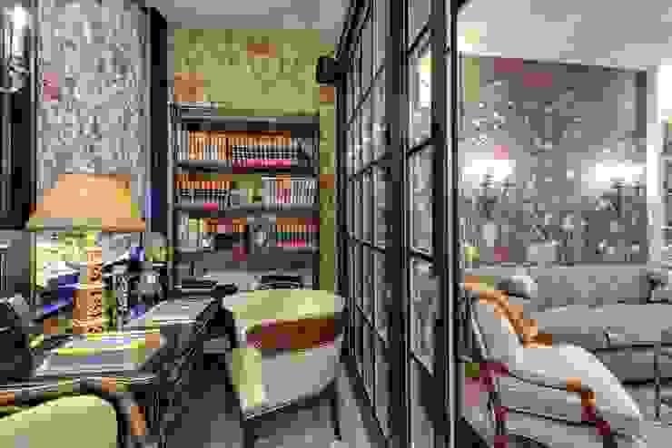 Хилков Рабочий кабинет в классическом стиле от DecorAndDesign Классический