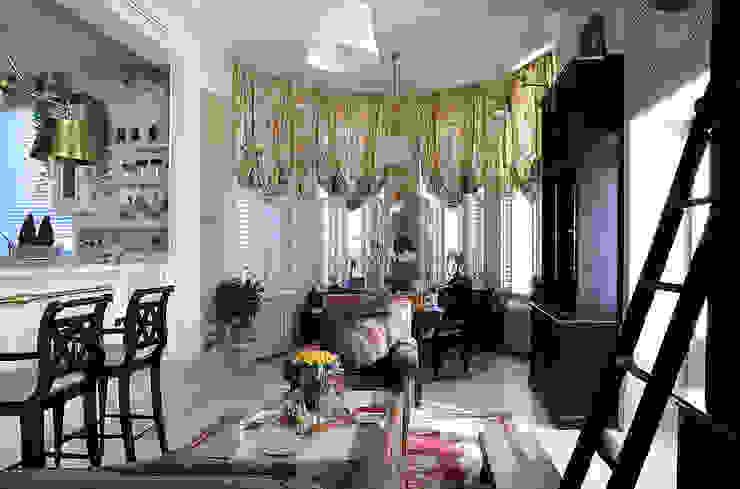 Гринфилд Гостиная в классическом стиле от DecorAndDesign Классический