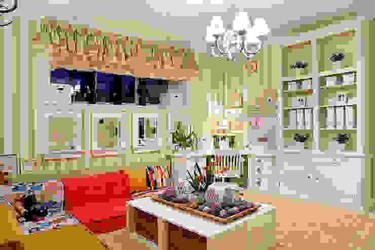 Гринфилд Рабочий кабинет в классическом стиле от DecorAndDesign Классический