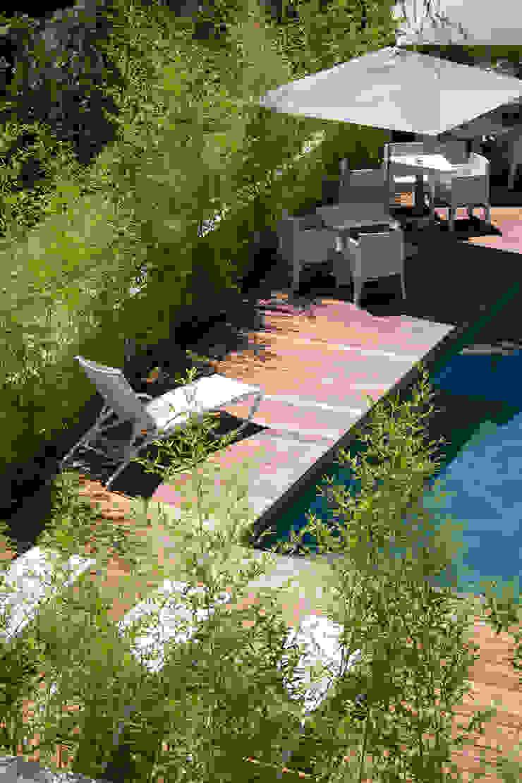 Hôtel Le Mandala à Saint-Tropez Hôtels méditerranéens par Casa Architecture Méditerranéen